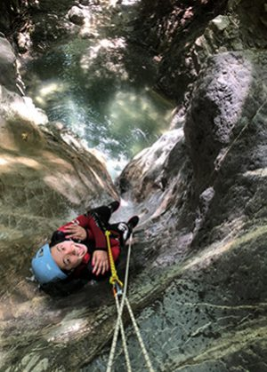 Canyoning Montmin